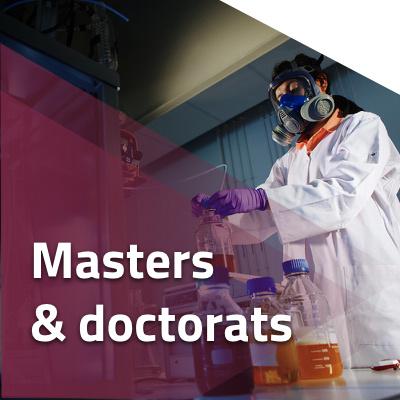 Masters et Doctorats