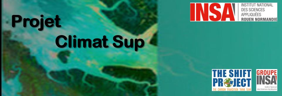 logo du projet climat sup